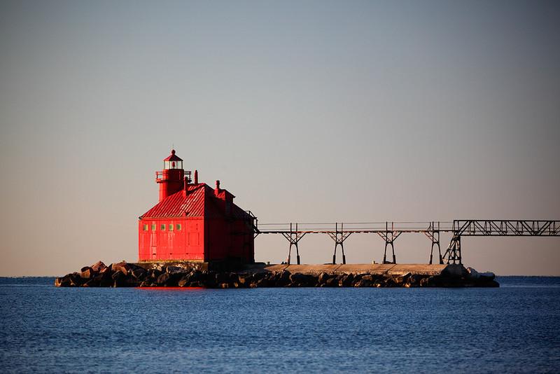 Sturgeon Bay Ship Canal Pierhead Light (Door County - Wisconsin)