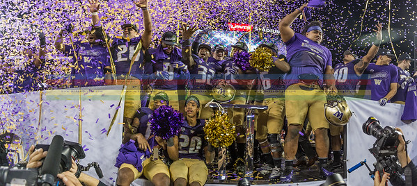 2016 NCAA PAC-12 Championship Game - Levi's Stadium - Santa Clara