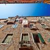 Typical venetian house, Venice, Italy