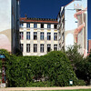 Mural paintings, Kreuzberg district, Berlin, Germany