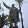 Statue of Emilio Castelar, Cadiz, Spain