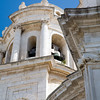Detail of Cadiz Cathedral, Spain