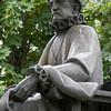 Statue of Philip II, El Escorial, Spain