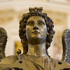 Head of a Bronze Angel, El Escorial, Spain