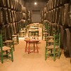 Cellar of Barbadillo Winery, Sanlucar de Barrameda, Spain