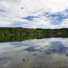 Sognsvann lake, Oslo
