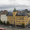 Cityscape of downtown Oslo