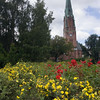 Bell Tower of Paulus Church, Oslo, Norway