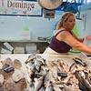 Fish Dealer Woman, Spain