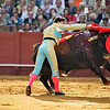 Curro Diaz, Spanish bullfighter