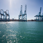 Algeciras seaport, Spain