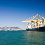 Port of Algeciras, Spain