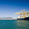 Port of Algeciras, Spain