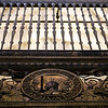 Iron railing, Cathedral of Seville, autonomous community of Andalusia, southern Spain