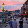 Exeter Quay dusk sunset