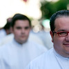 Seminarians, Corpus Christi procession, Seville, Spain, 2009.