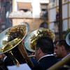 Brass band, Holy Week 2008, Seville, Spain