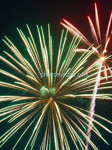 Edenton Fireworks