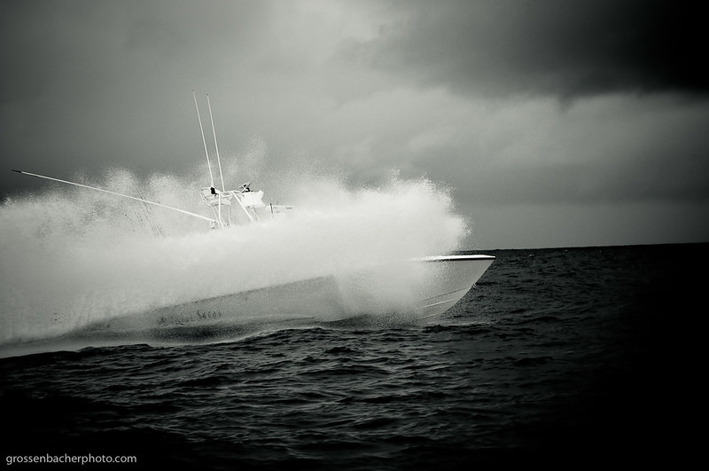 Rough Seas...different perspective.