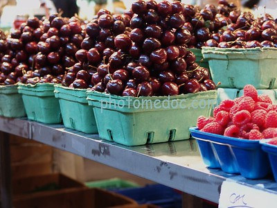 Cherries & Rasberries