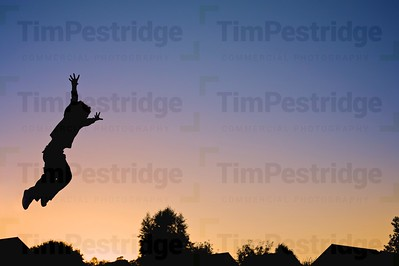 Kier Sunset silhouette, Kier Sunset silhouette  Tim Pestridge Photography 2010