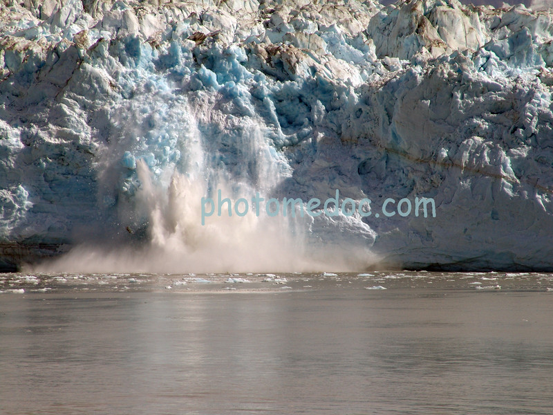 Glacier Breaking