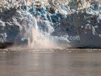 Alaska Glacier Breaking Stage 7