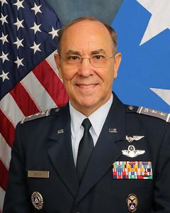 2017 Maj Gen Mark Smith, Official Portrait