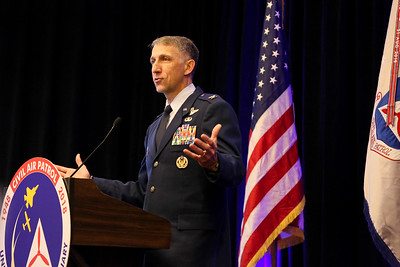 Colonel Michael Tyynismaa is Commander, Civil Air Patrol-U.S. Air Force. CAP-USAF provides advice, liaison and oversight to Civil Air Patrol. Photo by Maj Robert Bowden, Civil Air Patrol