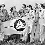 WWI female CAP pilots