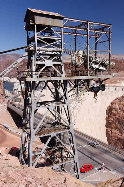 Hoover Dam Old Tower