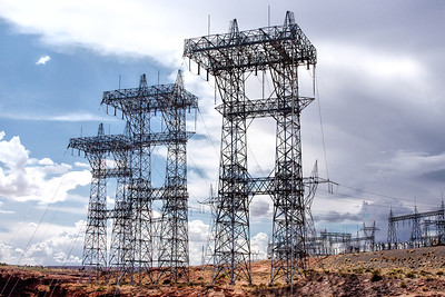 Electric Transmission Towers