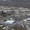 Riverhills Mall. Kerrville South. State Highway 16. Sidney Baker South. Aerial. Wells Fargo Tower South. City of Kerrville, Kerrville, Texas.
