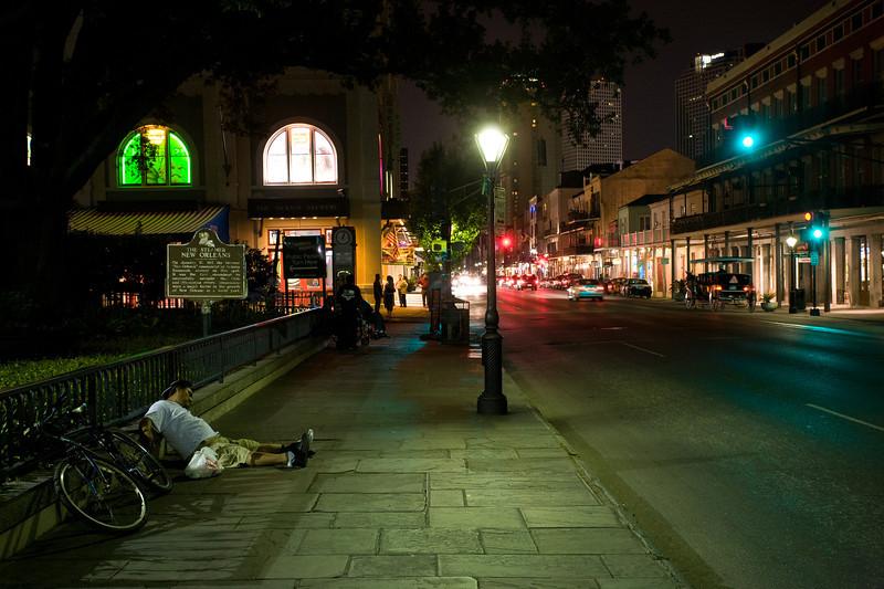 LA-2007-104: New Orleans, Orleans Parish, LA, USA