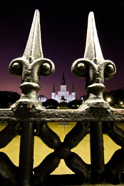 LA-2007-102: New Orleans, Orleans Parish, LA, USA