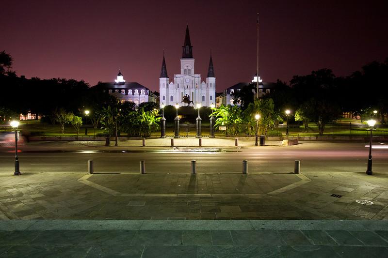 LA-2007-103: New Orleans, Orleans Parish, LA, USA