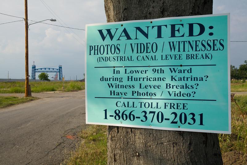 LA-2007-084: New Orleans, Orleans Parish, LA, USA