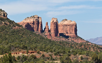 SEDONA - ARIZONA Bell Rock, Sedona, Oct 2017, Arizona, USA