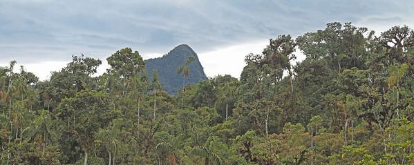 Cerro Golondrinas, Carchi, Ecuador
