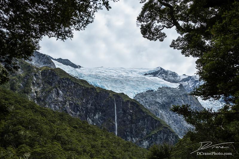 Rob Roy Glacier Viewpoint