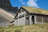 Replica Viking Long-House Side