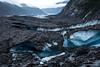 Valdez Glacier Crevasses