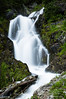 Waterfall in Gifford Pinchot National Forest in Washington