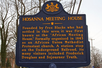 Hosanna Meeting House
