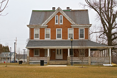 Lincoln University Alumni House