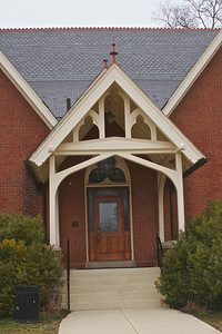Church Entrance