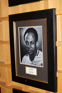 His Excenllency Kwame Nkrumah Class of 1939 First Prime Minister and President of Ghana