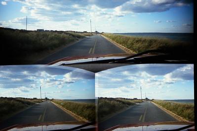Leaving Lobsterville
