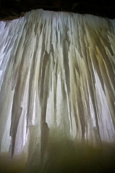 MI-2008-009: Eben Ice Caves, Alger County, MI, USA