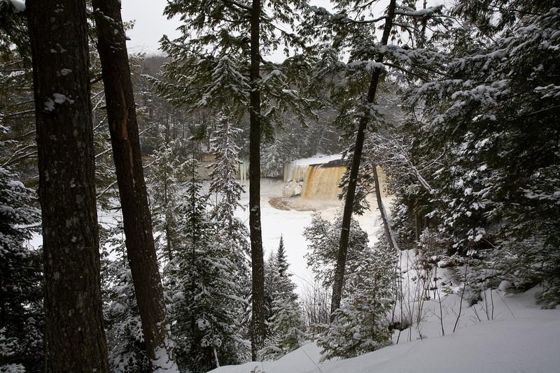 MI-2007-033: Tahquamenon Falls State Park, Chippewa County, MI, USA